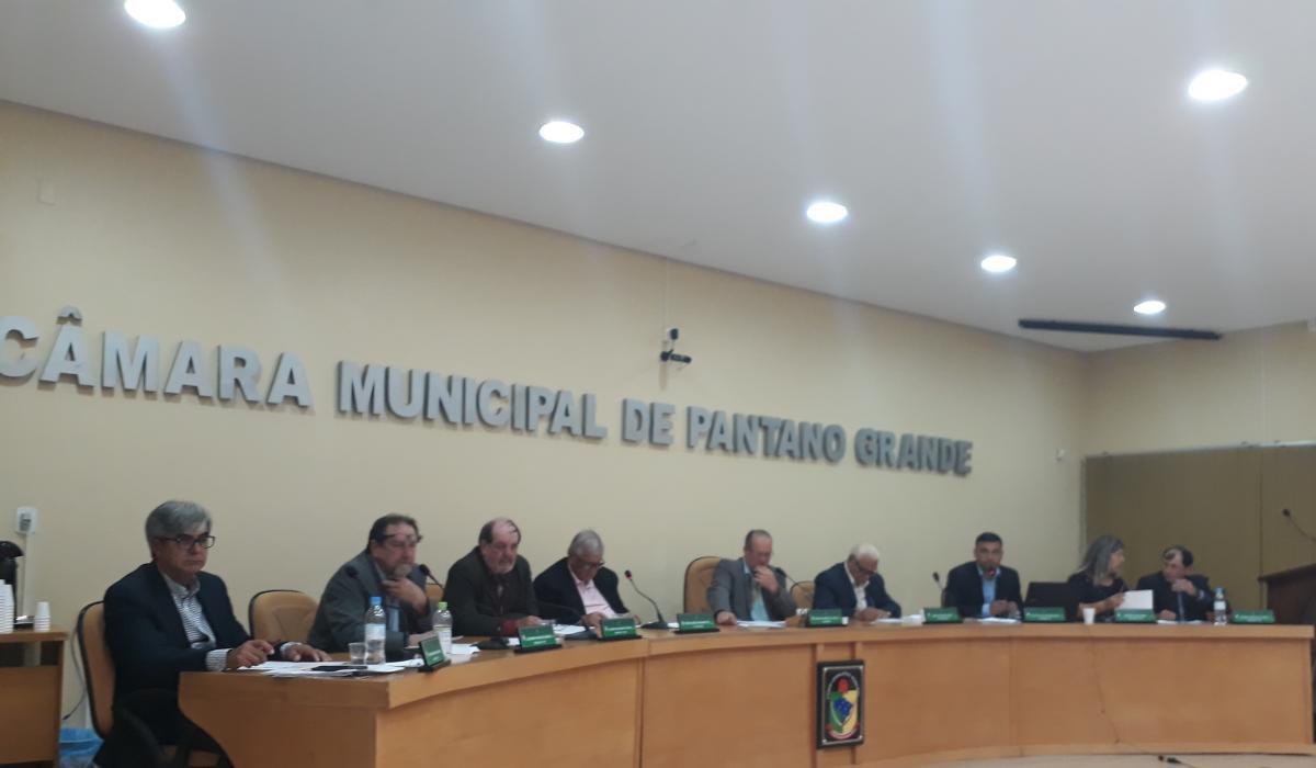 Sessão Ordinária de 12 de março